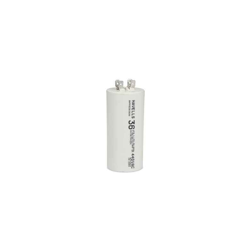 Havells 45µF Motor & AC Capacitor, QHPPDC5045X0 (Pack of 25)