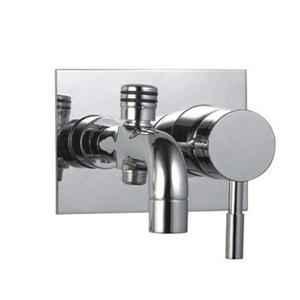 Jaquar SOL-CHR-6137 Solo Bath Mixer Bathroom Faucet