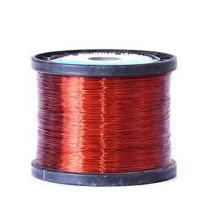 Reliable Enameled Copper Wire, Size: SWG 18