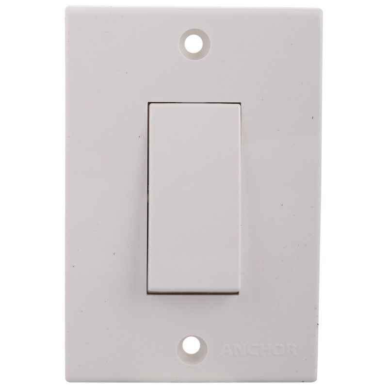 Anchor Penta 1 Way Power Switch (Pack of 10)