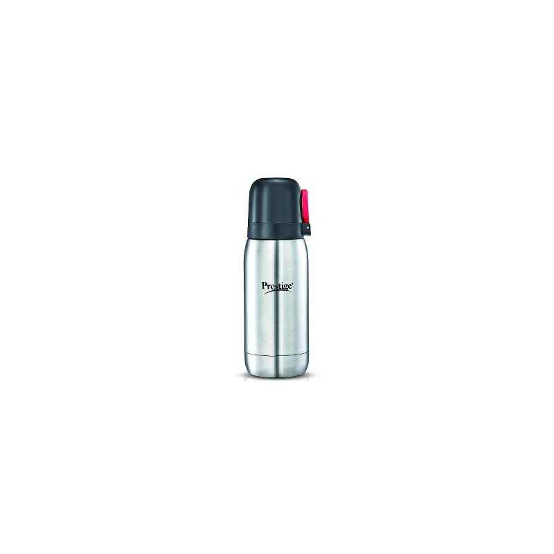 Prestige 350ml Stainless Steel Hot & Cold Flask