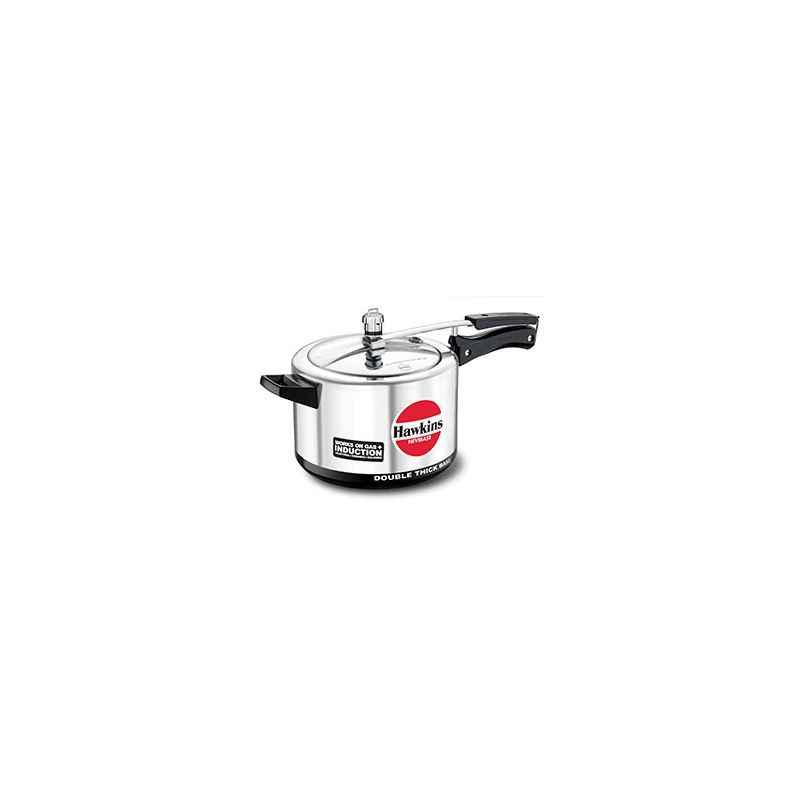 Hawkins Hevibase 5 Litre Induction Pressure Cooker, IH56