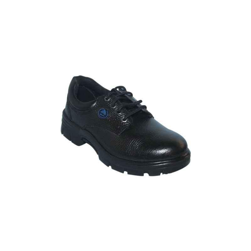 Bata Industrials Endura L/C Steel Toe Black Safety Shoes, Size: 10 (Pack of 5)