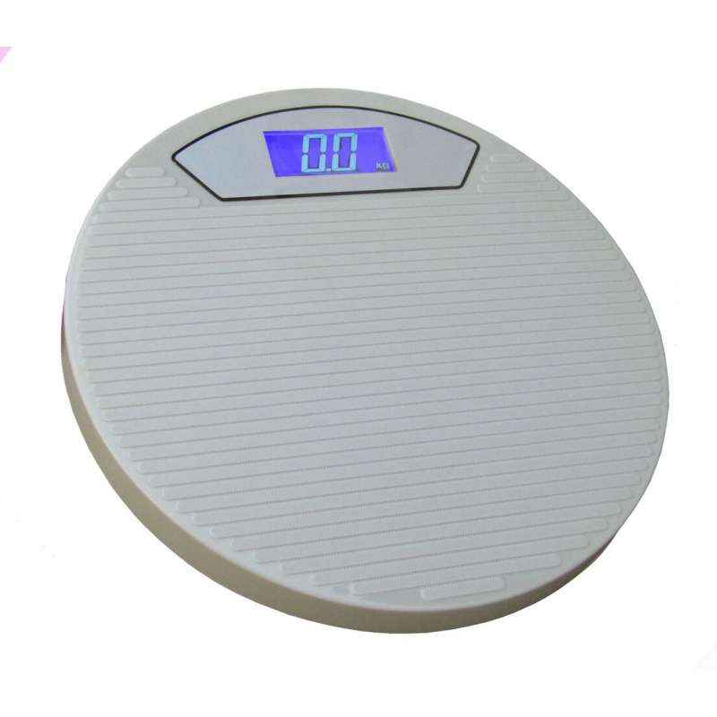 Weightrolux Personal Body Weight Electronic Bathroom Weighing Scale