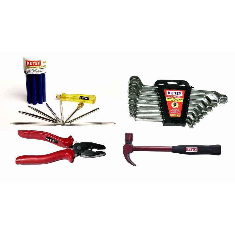 Ketsy 752 Hand tool Kit