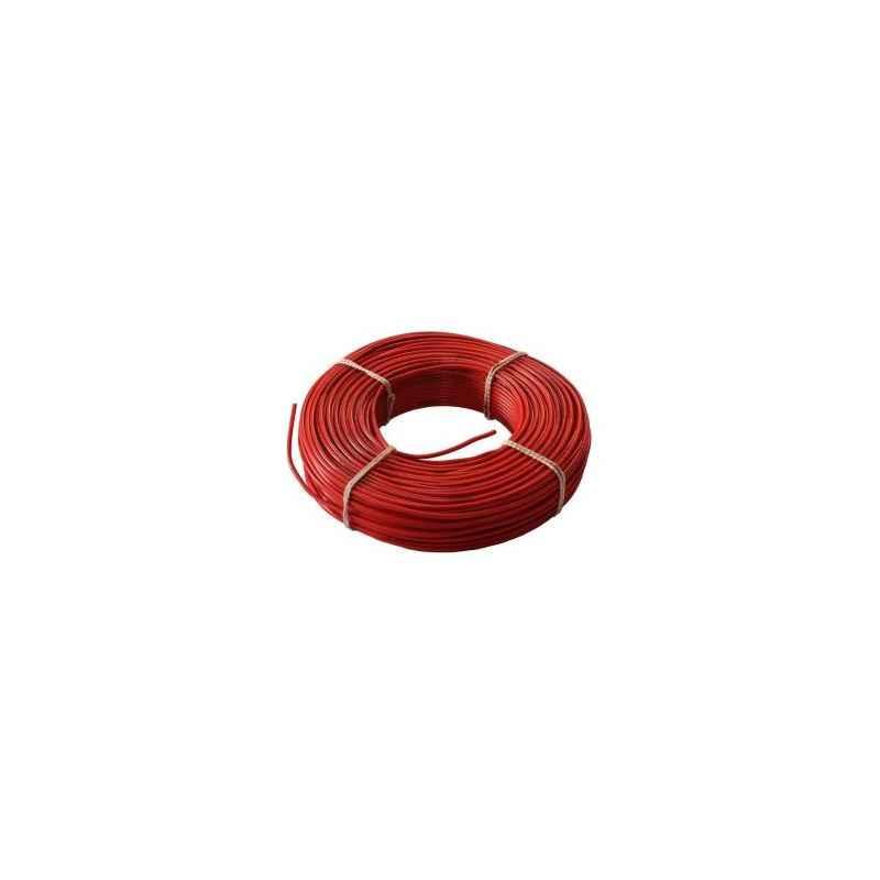 Kalinga 1.5 Sq mm Red FR PVC Housing Wire Length 90 m