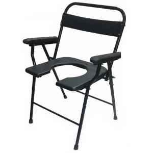 Shakuntla Heavy Duty Premium Foldable Commode Chair
