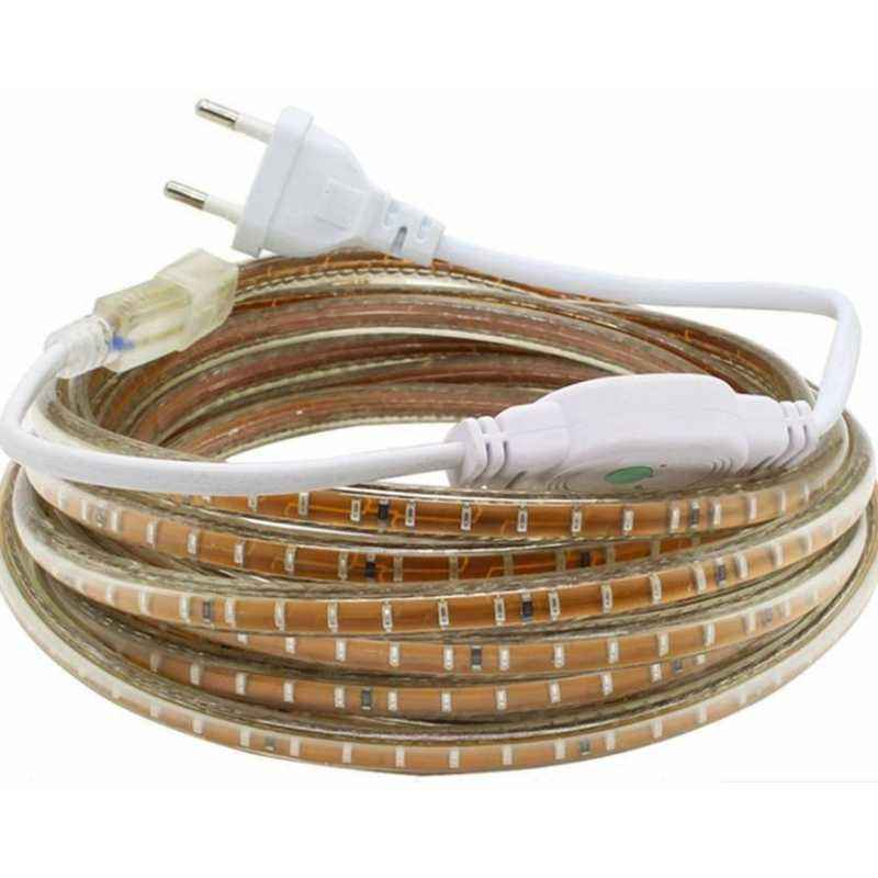 VRCT Classical 20m RGB Colour Waterproof SMD Strip Light with Adaptor