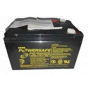 Exide 12Ah 12V Powersafe Dry Battery, EP12-12