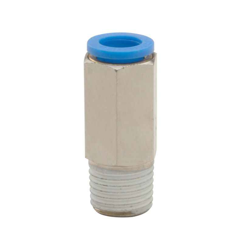 Janatics 6mm Male Connector, WP2110652, Length: 20 mm