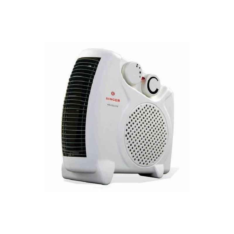 Singer 2000W Heat Blow Fan Heater