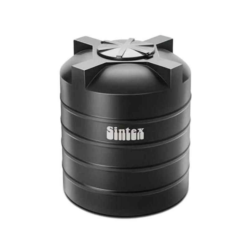 Sintex 2500 Litre Double Layer Black Water Tank, CCWS-250.01