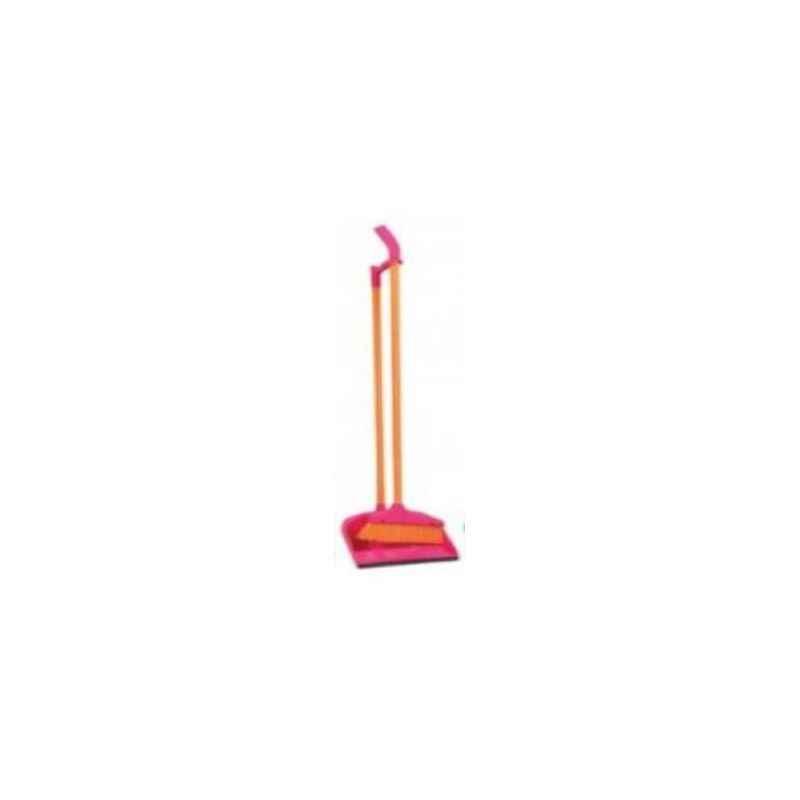 Amsse WD 1001 Walking Dustpan with Broom