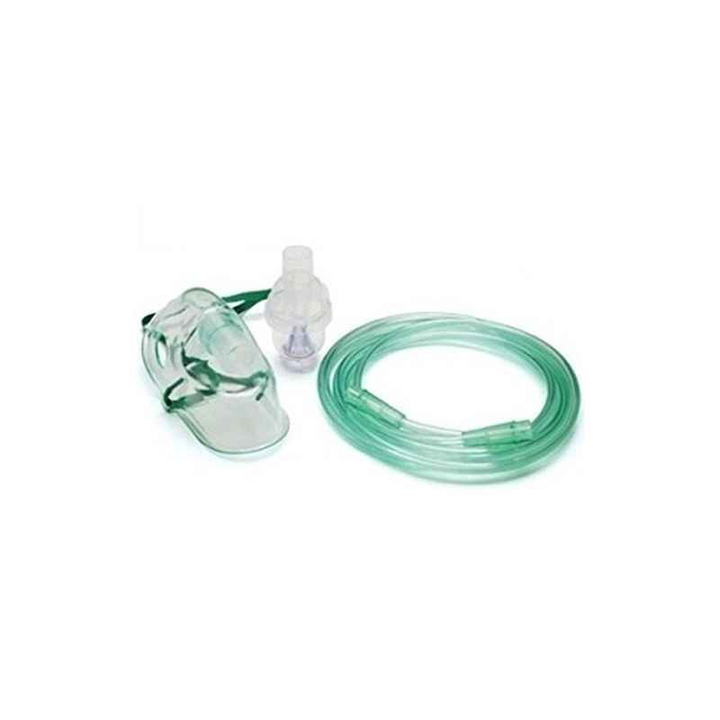 Albio NK-01 Nebulizer Face Mask Kit For Adults (Pack of 25)