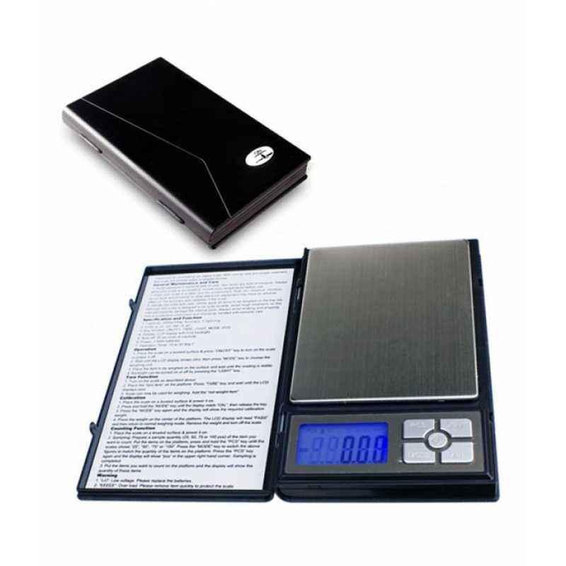 Virgo Digital Pocket Jewellery Weighing Scale, v-NOTEBOOK-500