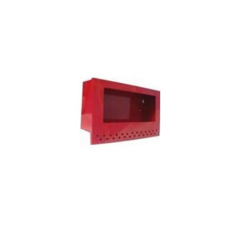 Asian Loto Transparent Front Group Lockout Box with 26 Holes