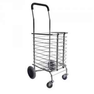 Bigapple 25kg Capacity Aluminium Tube Shopping Cart, WH-25-1