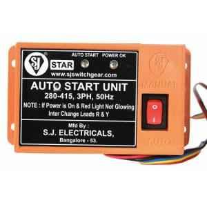 SJ Three Phase Auto Start Unit,AS01