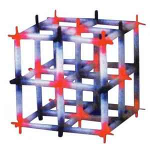 Jaico Graphite Crystal Model Set, 106