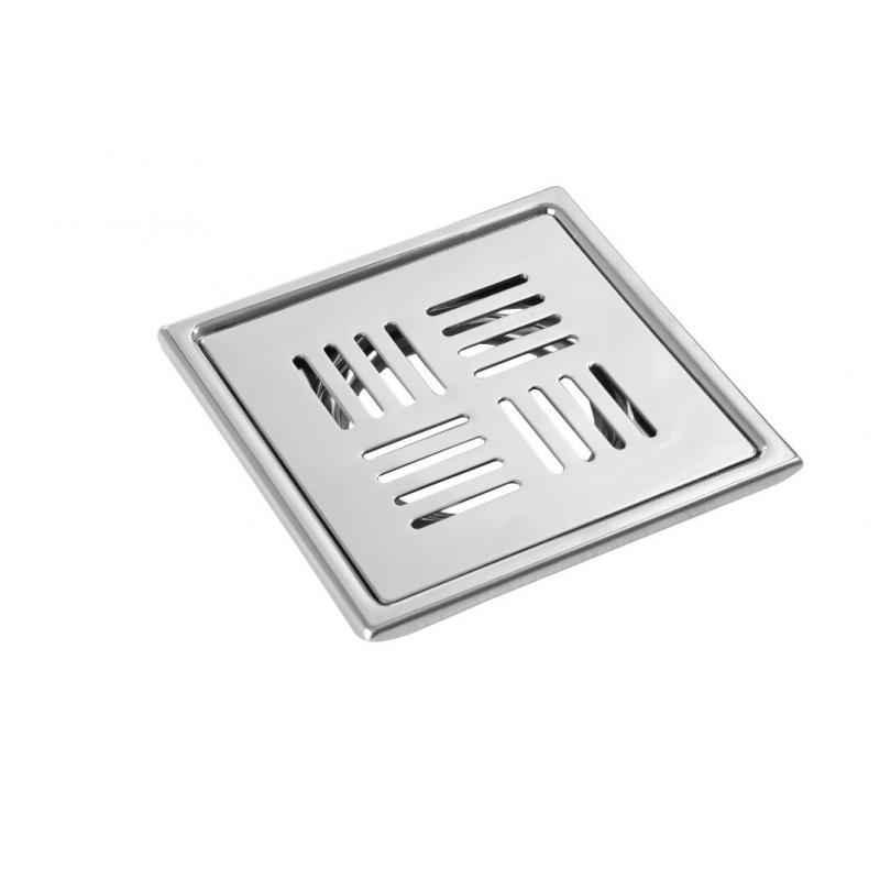 Kamal 5x5 Inch Kubix Stainless Steel Floor Grating, GRT-1441