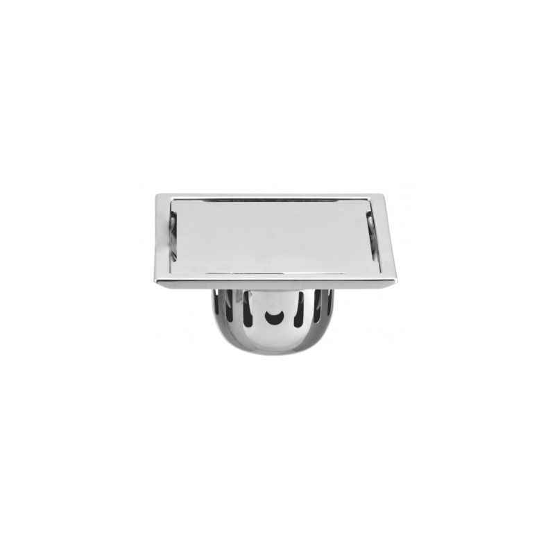Kamal 5x5 Inch Omega Stainless Steel Cockroach Trap, GRT-1463