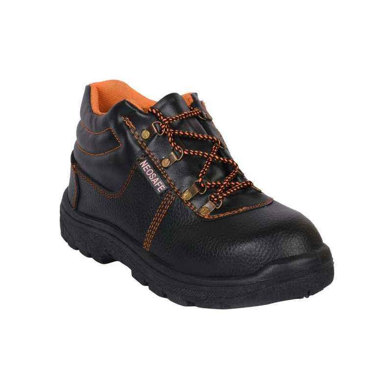 NEOSafe A5005 Spark Steel Toe Safety Shoes, Size: 8