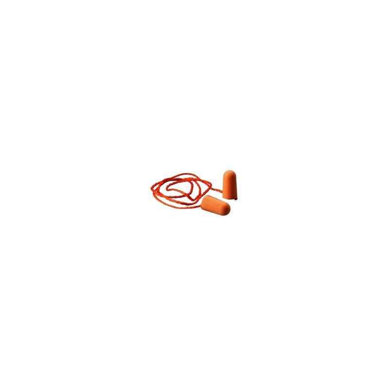 3M 32dB Orange Ear Plug Without Cord, 1100 (Pack of 500)