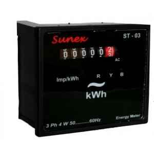 Sunex Digital Panel Meter, ST-03