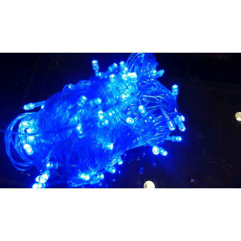 Riflection 25m Blue Changing Pattern Decorative LED Light