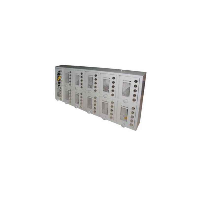 Asian Loto ALC-LGB12 Standard Group LOTO box Having Twelve Different Boxes Having Indivisual Six Lockout Arrangements