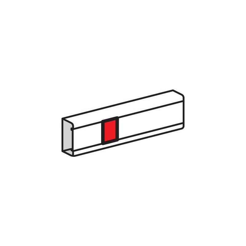 Legrand 85 mm Trunking Cover Joint, 0108 02
