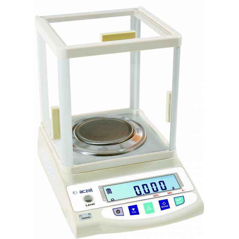 Aczet CG 203L Precision Balance, Capacity: 200 g
