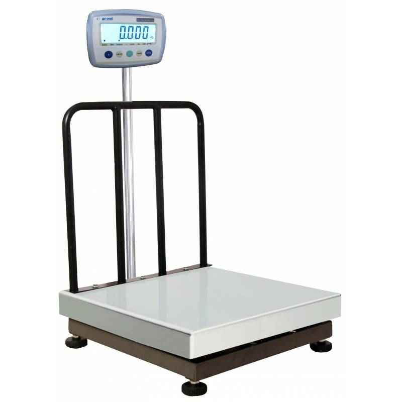 Aczet CTG 500 Stainless Steel Platform Scale, Capacity: 500 kg