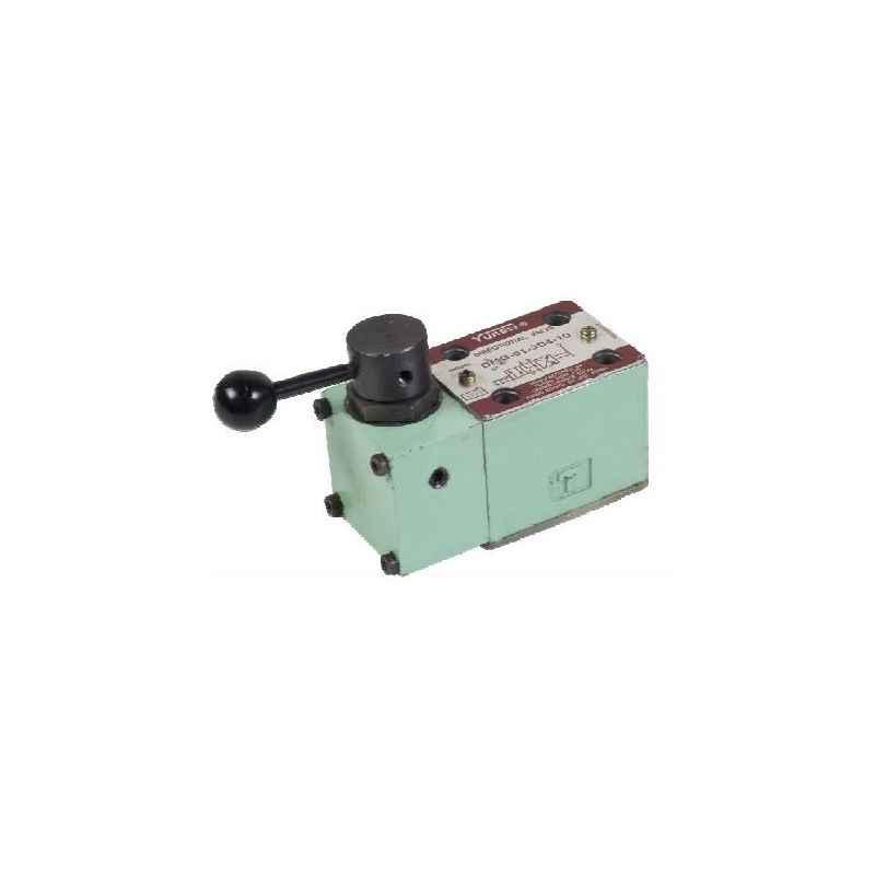 Yuken  DMG-01-2B5-10 Manually Operated Directional Valve