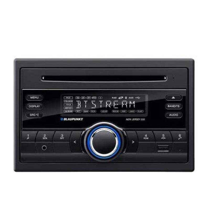 Blaupunkt New Jersey 220BT CD/MP3/USB Receiver with Front Aux