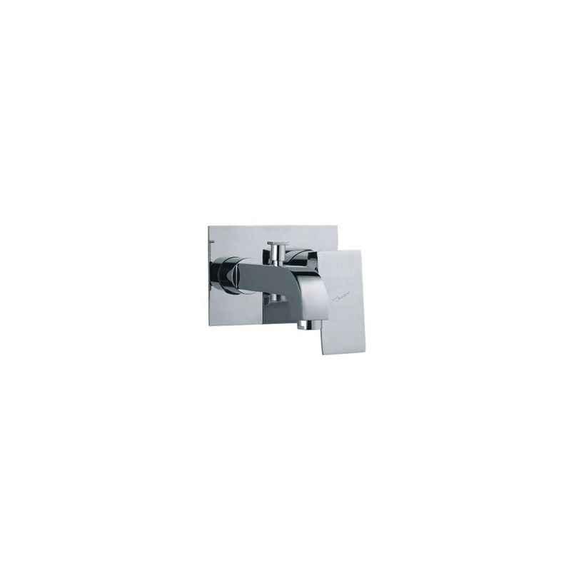 Jaquar KUB-CHR-35137F Kubix-F Bath Mixer Bathroom Faucet