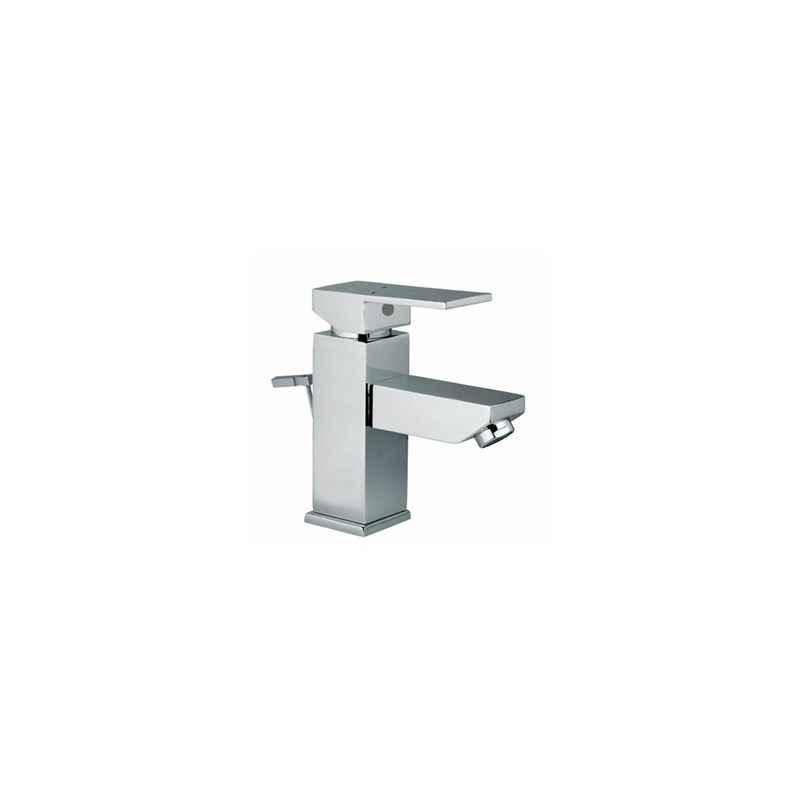 Jaquar KUB-CHR-35051FB Kubix-F Basin Mixer Bathroom Faucet