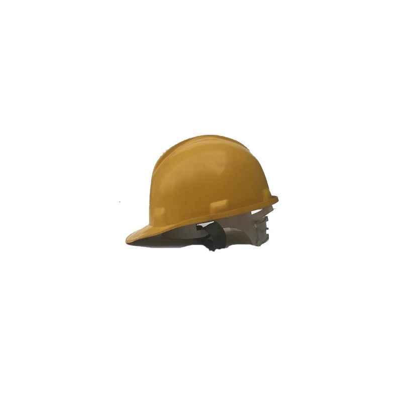 Safari Pro SPLH01 Shreejee Yellow Labour Helmet
