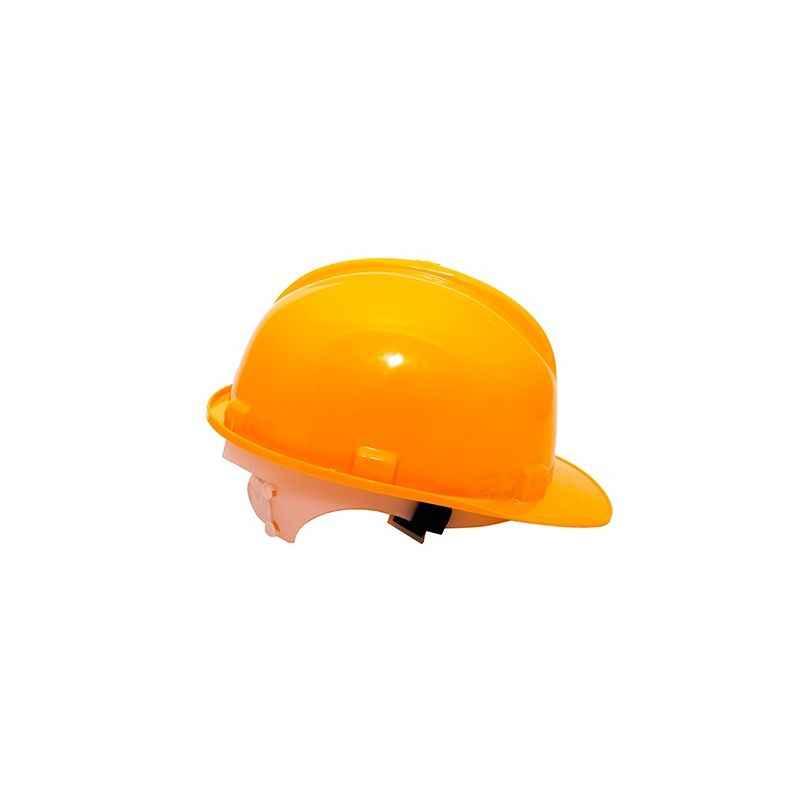 Shreejee Fresh Yellow Safety Helmet (Pack of 10)