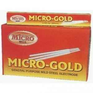 Micro Gold 6013 MS Welding Rod, Weight: 20 kg