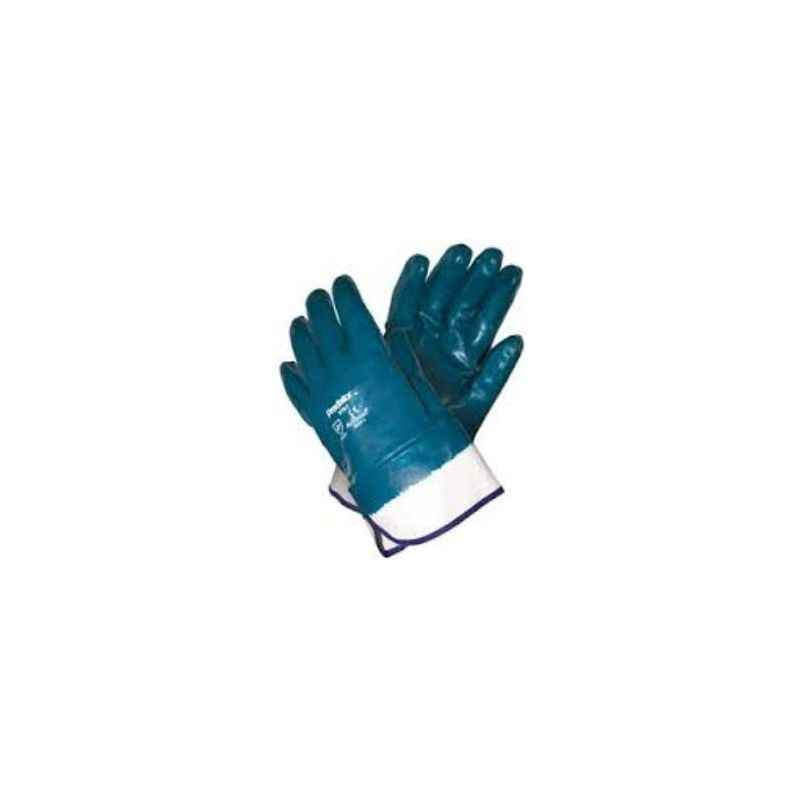 Midas Nitral Cuff Safety Hand Gloves, Size: L (Pack of 96)