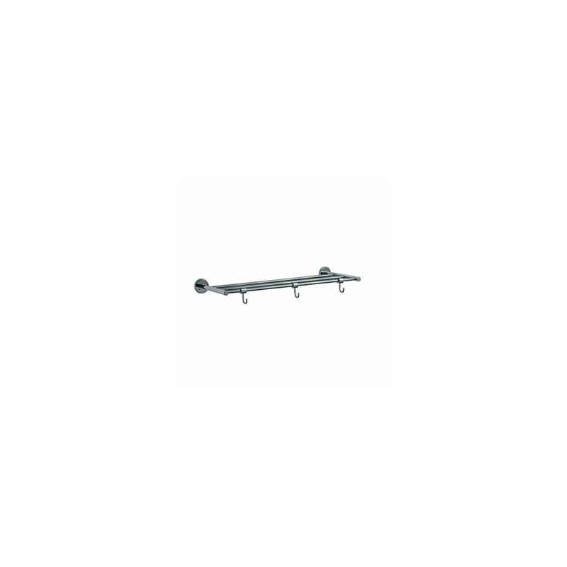 Jaquar Continental ACN-CHR-1181FHN 600 mm Towel Rack - (Wall Mounted)