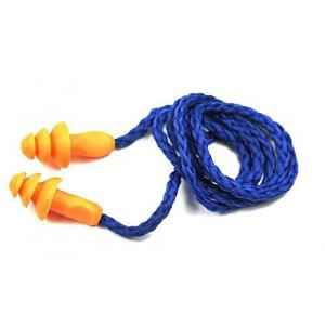 3M Reusable Orange Corded Ear Plug, 1270
