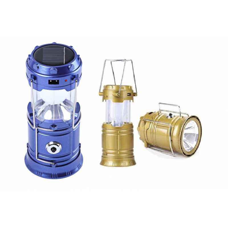 Homepro Combo of 2 Solar Rechargeable Lantern