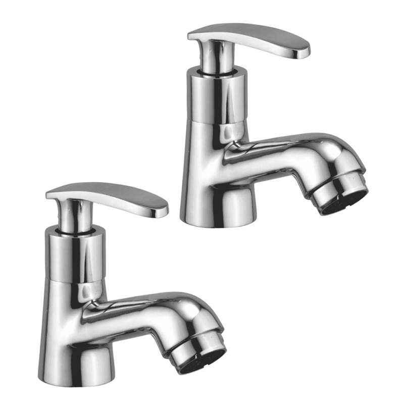 Kamal Pillar Faucet - Irene, IRN-5011-S2 (Pack of 2)