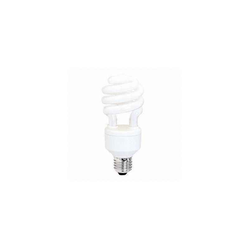 Osram DTWIST 13W Yellow/Warm White Spiral E-27 CFL (Pack of 7)
