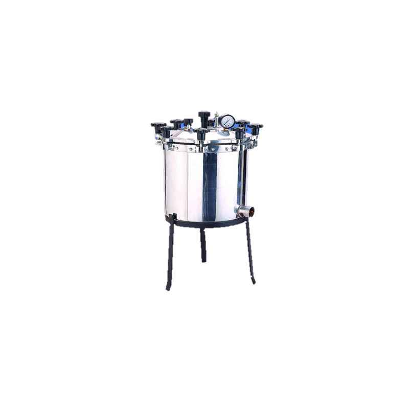 Sesw 20 Litre 30 PSI Stainless Steel Vertical Autoclave