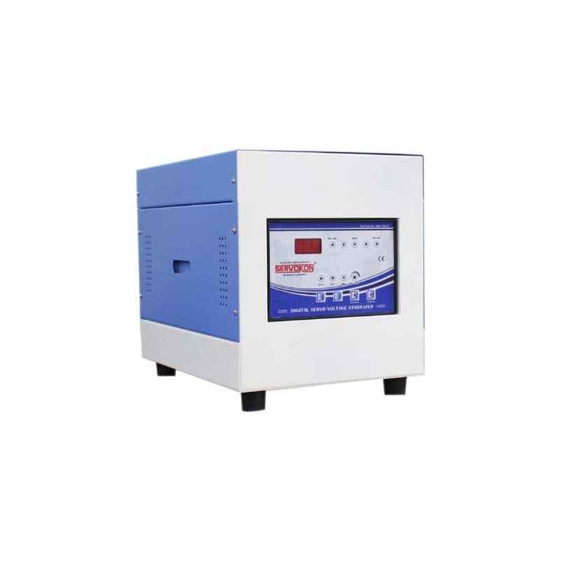 Servokon SSL2-1A160 1 Phase 2kVA Digital Servo Stabilizer