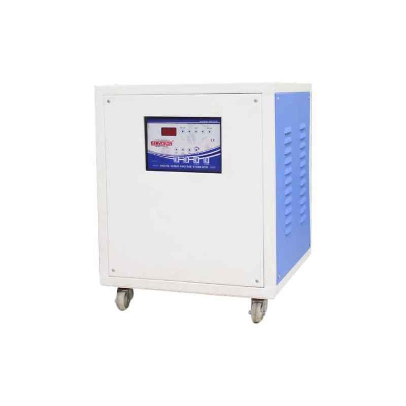 Servokon SSL15-1A90 1 Phase 15kVA Digital Servo Stabilizer