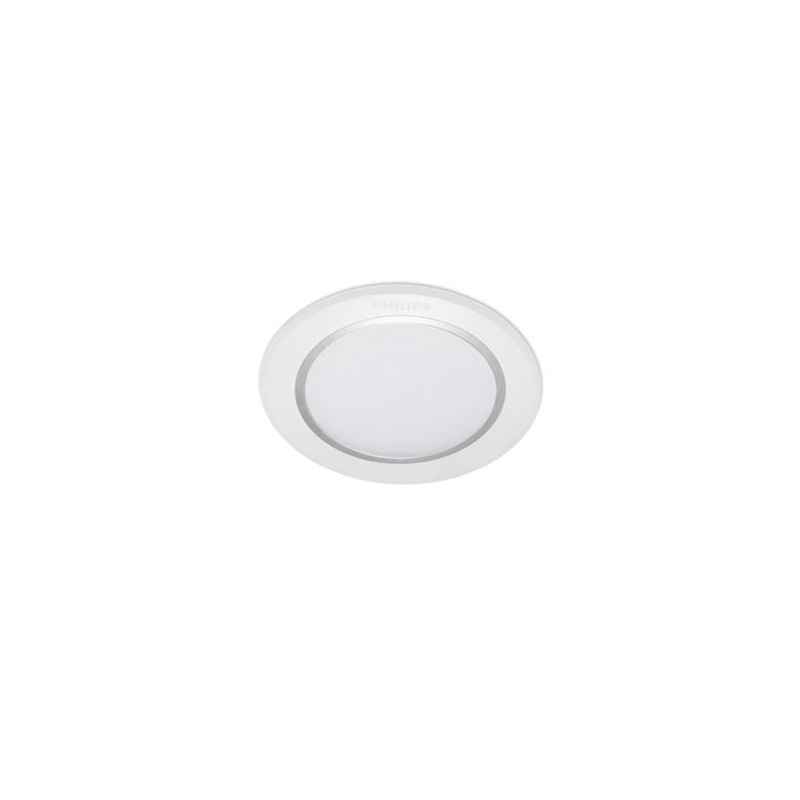 Philips Round White LED DownLight, 61032